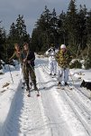 Retro Skiklub Brdy na trase Buď fit