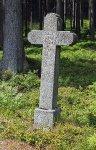 Kranzův kříž, u silničky pod Malým Tokem