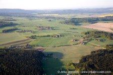 Letecké fotografie Jirky Jirouška