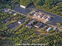 Klondajk 2014 - detail solární elektrárny