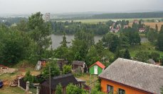 Pecovák a železobetonová věž Rudolfky