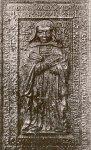 Litinová náhrobní deska O. S. Emericha