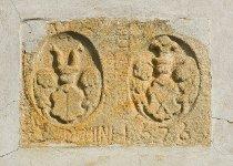 Alianční znak Mitroviců a Boryňů ze Lhoty