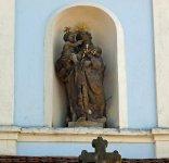 Sv. Josef s Ježíškem na ruce, Mirošov