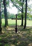 Obnovený Bartoňův kříž