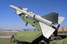 Odpalovací rampa SM-90 s raketou typu 20D