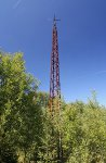 Stožár kalibračního vysílače K-7