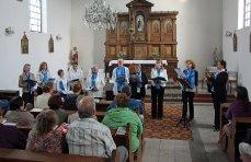 Noc kostelů 2014 - Kařez