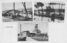 Bohutín, Vysoká Pec a důl