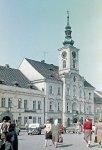 Rokycanská radnice, 1961
