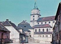 Kostel Panny Marie Sněžné, 1961