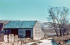 Bývalá stodola u Lukešů, na Zámostí