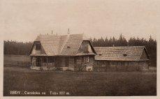 Carvánka na Toku 857 m n.m.