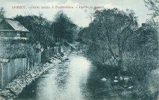 Dobřív 1910
