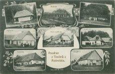 Teslíny 1910