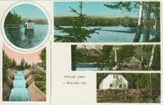 Žofinský (dnes Pilský) rybník 1913