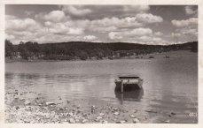 Padrť - hráz dolejšího rybníka