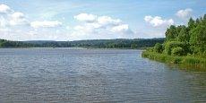 Padrťské rybníky a okolí